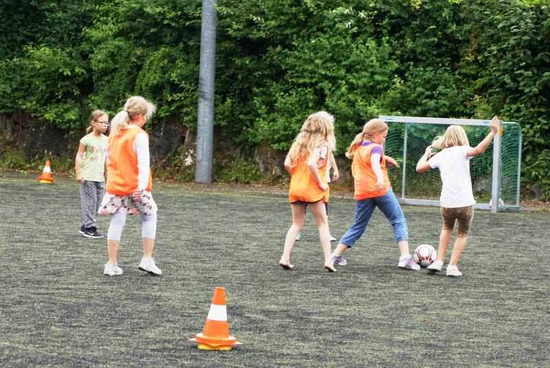 Spaß am Fußball geweckt? Wir freuen uns immer über neue Trainingsgäste