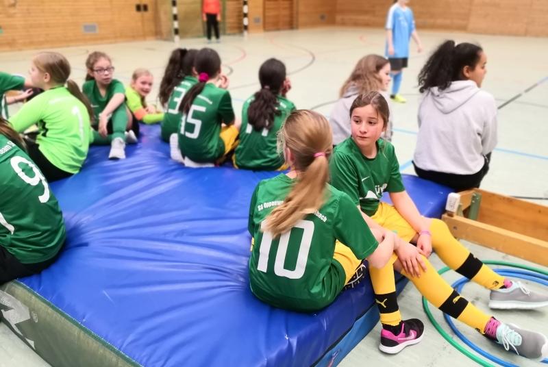 Rudersberg, Murrtalschule, Juniorteam,... alle beisammen