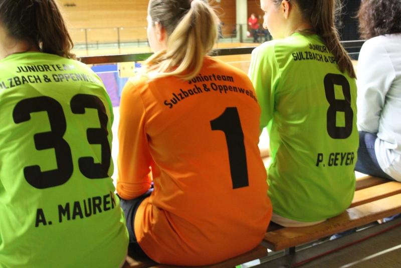 Gefährliches Trio: Annika, Franzi und Pauline