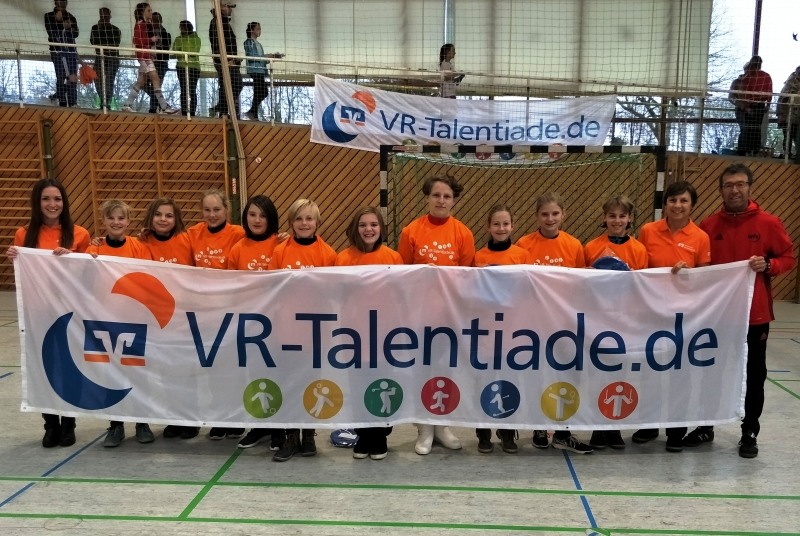 Siegerteam: Die Fördergruppe Hohenlohe